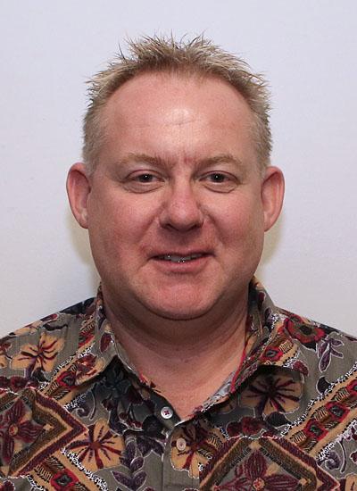 Social Secretary, David Dobson